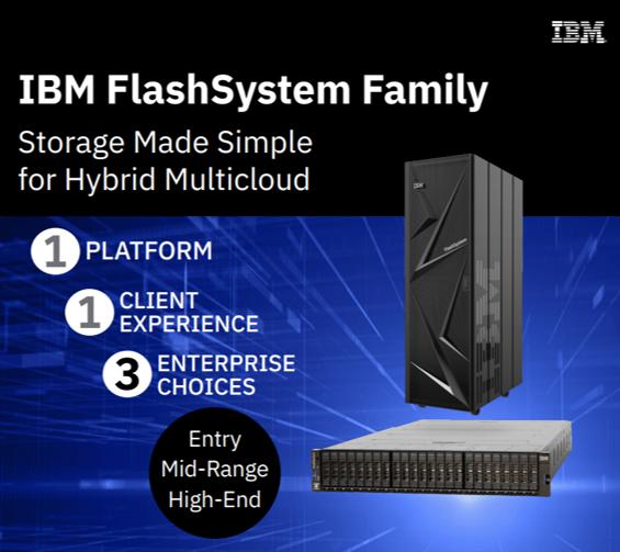 Takeaway from IBM Storage launch